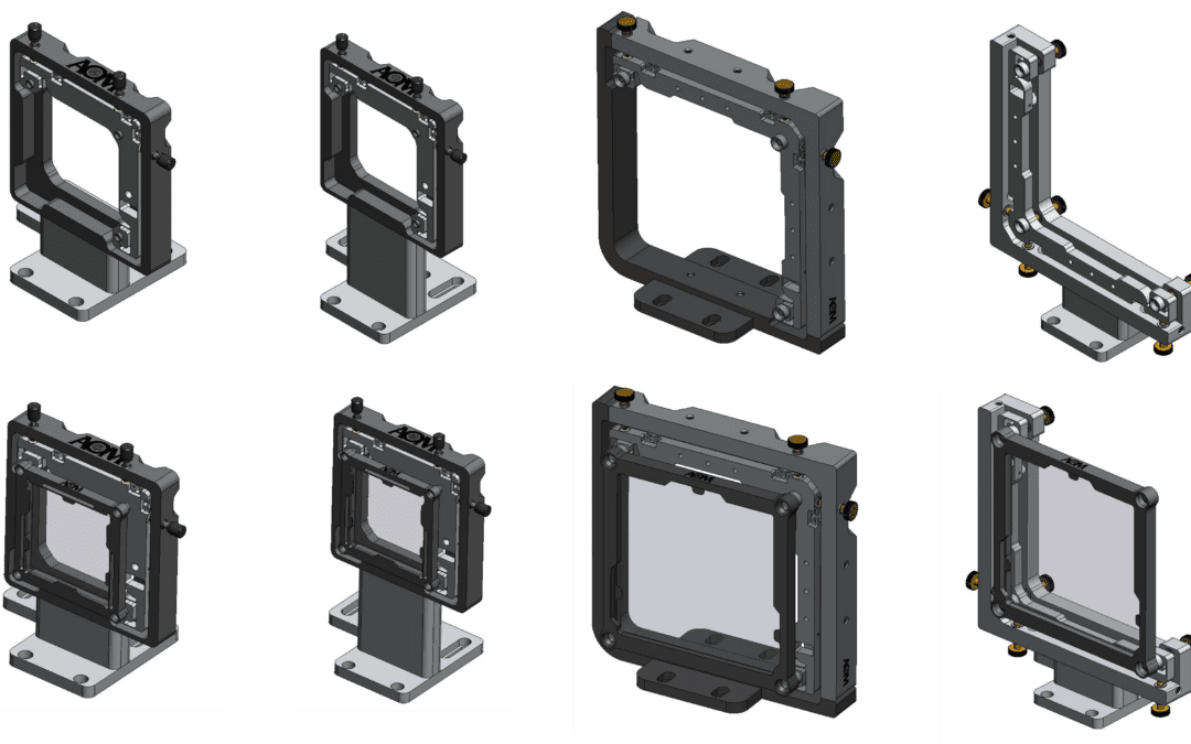Fine Positioning Mounts make CGH Alignment Easy